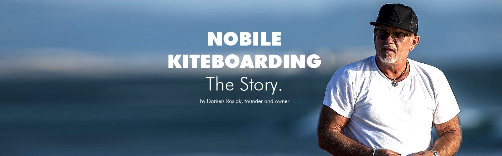 Nobile.The Story by Dariusz Rosiak