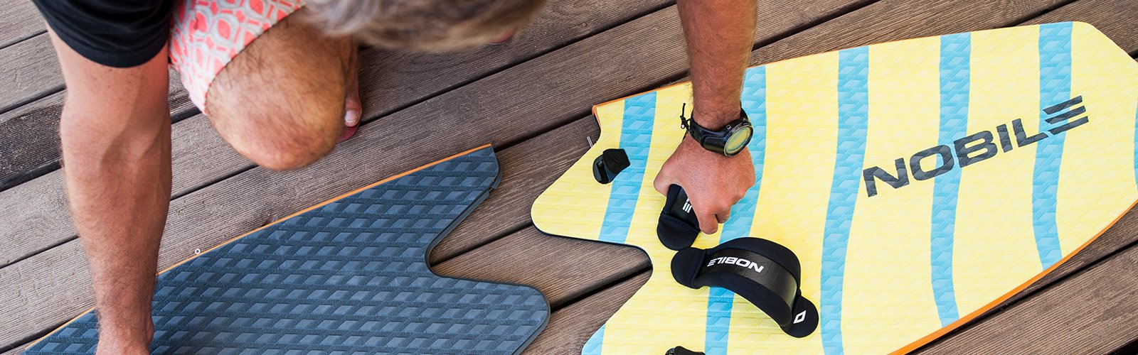 Splitboards. Nobile W-Connection