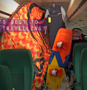 What's best to take travelling?