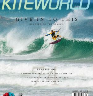 Nobile in Kiteworld Magazine!