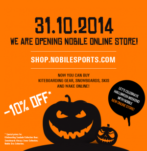 Nobile Sports will launch online store